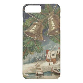Frozen Pond Bell Evergreen Snow iPhone 7 Plus Case