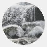 frozen rocks stickers