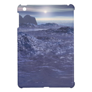 Frozen Sea of Neptune Cover For The iPad Mini