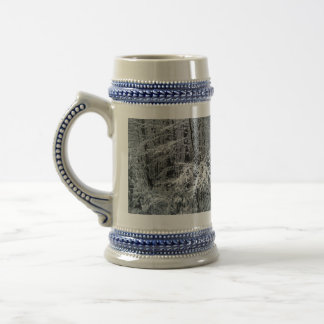 Frozen Tree Branches Christmas-Son-in Law Beer Stein