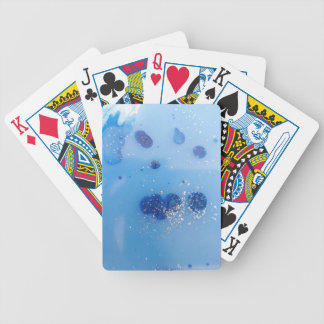frozen water bicycle playing cards