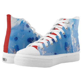 Frozen water high tops