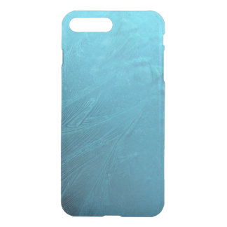 Frozen Water Winter Ice Blue iPhone 7 Case
