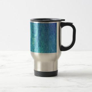 Frozen Waterfall Trek Stainless Steel Travel Mug