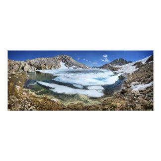 Frozen White Bear Lake - Sierra Photo Print
