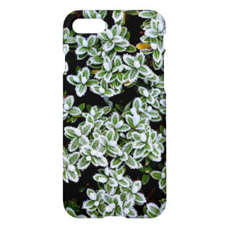 Frozen Winter Plants iPhone 7 Case