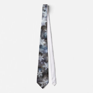 Frozen Winter Tie