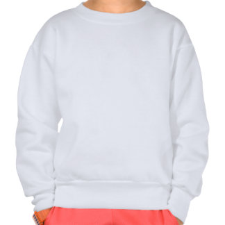 Frozen Yogurt Pull Over Sweatshirt