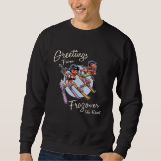 Frozover Ski Resort Sweatshirt