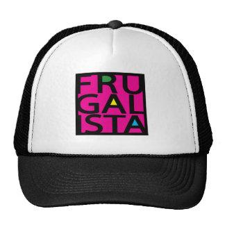 FRUGALISTA/PINK HATS