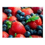 Fruit and Food Postcard 6