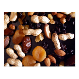 Fruit and Nut Postcard