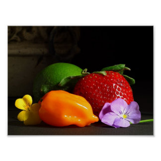 Fruit and Vegetable poster
