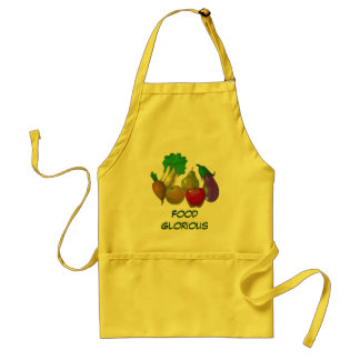 Fruit and Veggie Apron