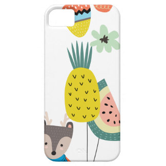 Fruit balloons barely there iPhone 5 case