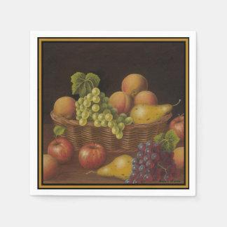 Fruit Basket Disposable Serviette