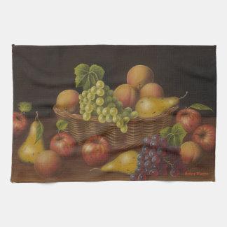 Fruit Basket Tea Towel