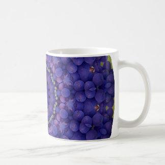 FRUIT BOHEMIAN KALEIDOSCOPIC GEOMETRIC MANDALA COFFEE MUG