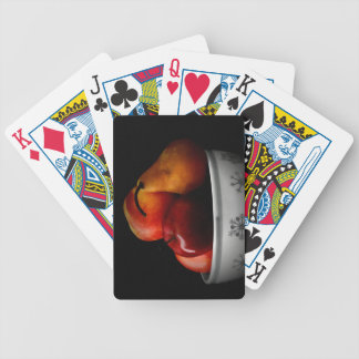 Fruit Bowl Bicycle Playing Cards