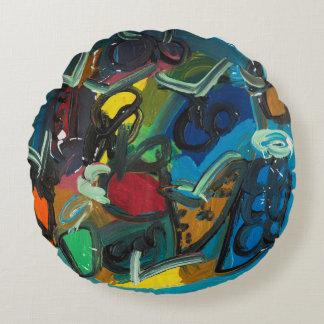 Fruit Bowl Cushion by Johnny