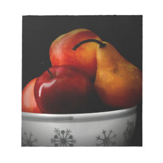 /Fruit Bowl Notepad
