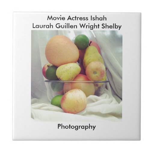 Fruit Bowl Tile