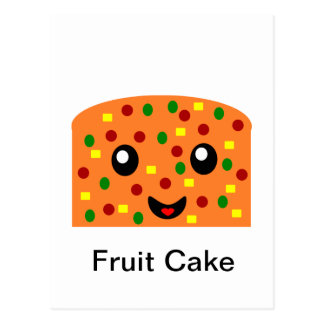 Fruit Cake! Postcard