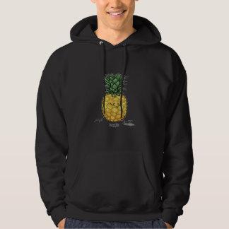 Fruit Cartoon - Pineapple fruit Hoodie