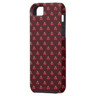 fruit Cherries pattern iPhone 5 Covers