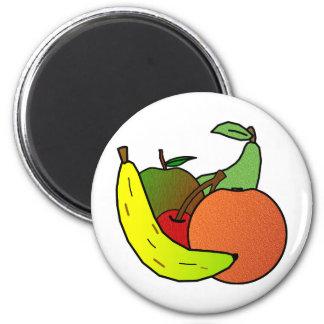 fruit design refrigerator magnets