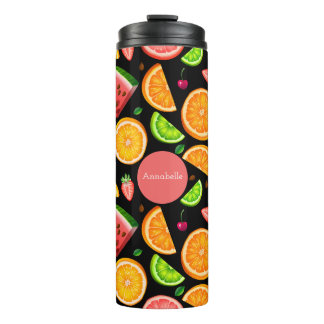 Fruit Fancy Thermal Tumbler