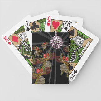 Fruit Flies Dancing Under The Disco Ball Bicycle Playing Cards
