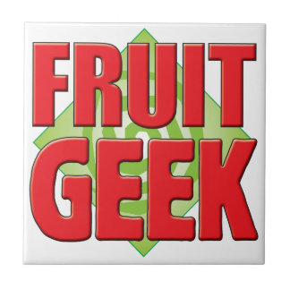 Fruit Geek v2 Ceramic Tiles