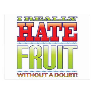 Fruit Hate Postcards