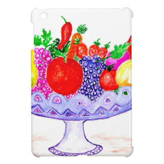 Fruit in Vase Art iPad Mini Covers