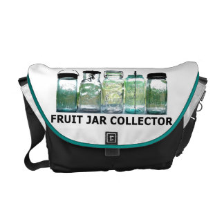 Fruit Jar Collector Show HUGE Crossbody Tote Bag Courier Bags
