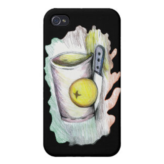 Fruit Knife iPhone 4/4S Cases