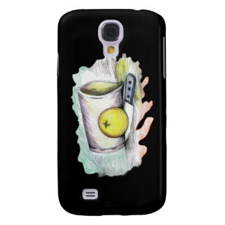 Fruit Knife Samsung Galaxy S4 Cases