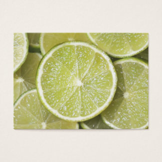 Fruit: Lime