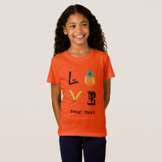 Fruit love colors T-Shirt