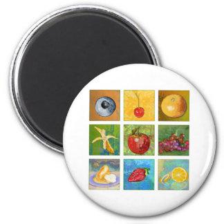 Fruit Refrigerator Magnets