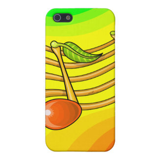 Fruit notes iPhone 5 case
