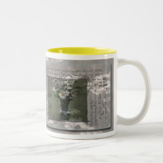 Fruit of the Spirit- JOY Two-Tone Coffee Mug