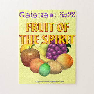 Fruit of the Spirit Jigsaw Puzzles