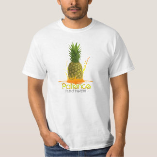 Fruit of the Spirit Shirt Patience