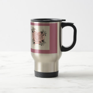 Fruit of the Vine Travel Mug