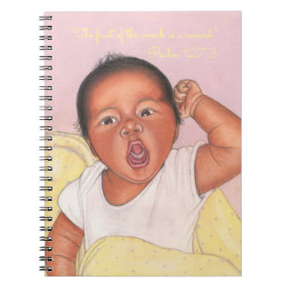 Fruit of Womb is a Reward ~ Scripture Notebook