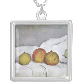Fruit on a Cloth, c.1890 Custom Necklace