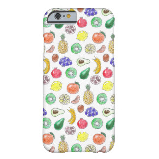 Fruit pattern barely there iPhone 6 case