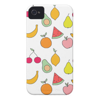 fruit pattern Case-Mate iPhone 4 case